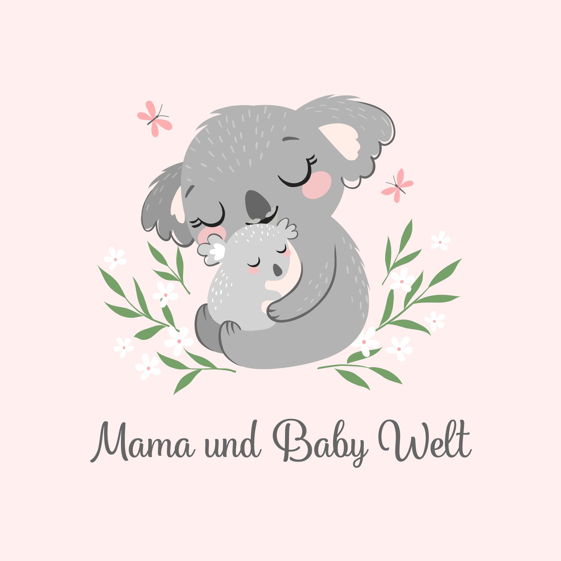 Mama und Baby Welt